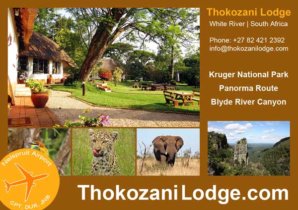 Thokzani Lodge, White River